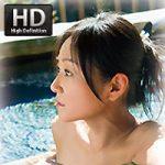 """本日より""""高画質 HD 「女優×温泉」 不二子""""が配信スタートです!"""